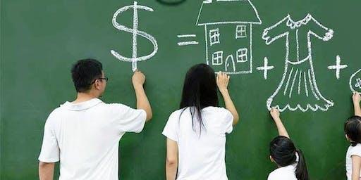 Educação Financeira para Imigrantes - Palestra, Aula