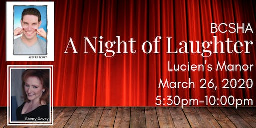 BCSHA Night of Laughter