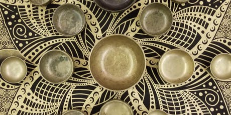 Sound Bath Crystal Ashram Meditation in Ellicot City tickets