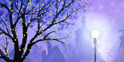 Winter Lights Brush Party - Knaphill