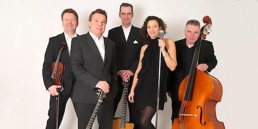 Featured@The Cave: Michael Santifaller Ensemble