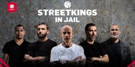 Streetkings - deel 4 tickets
