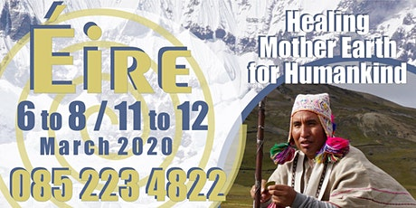 Healing Mother Earth For Humanity - With Nicolas Pauccar Calcina tickets