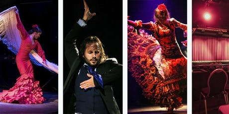 FLAMENCO SHOW THEATRE BARCELONA CITY HALL (7.30pm) entradas