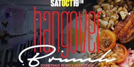 HANGOVER BRUNCH @ JIMMYS 38  tickets
