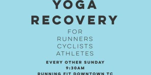 Recovery Yoga at Running Fit Downtown TC!