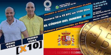 NUEVA ECONOMIA DIGITAL] Oportunidad De Diversificación y Cambio [X10] Murcia entradas