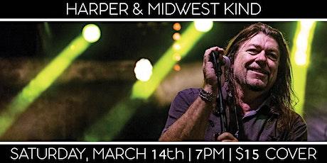 Harper & Midwest Kind tickets