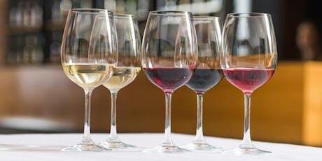 Wine Tasting to Benefit Tutoring Plus tickets
