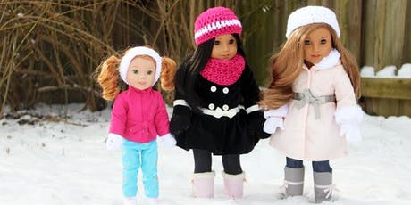 Frosty Fun American Girl Bingo! tickets