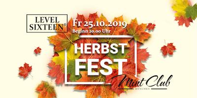 LEVEL SIXTEEN | Herbstfest