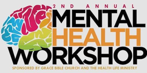 GBC's 2nd Annual Mental Health Workshop