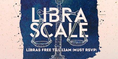 "IAX {International Access}: ""Libra Scale"" | 10.18.19 tickets"