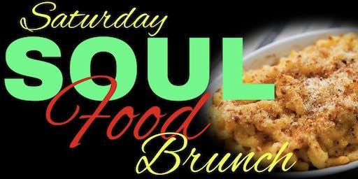Saturday Soul Brunch