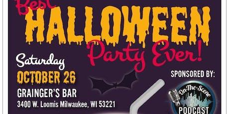 Best Halloween Party Ever tickets