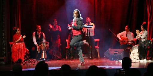FLAMENCO SHOW THEATRE BARCELONA CITY HALL (9,30pm)