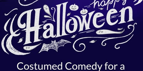 Costumed Comedy For A Cause. tickets