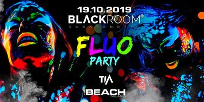FLUO PARTY - Saturday 19 October - The Beach Club Milano