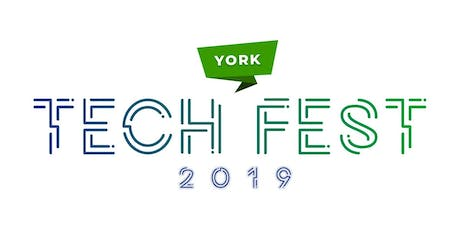 YorkTechFest 2019 - Tech Community Conference tickets