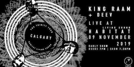 King Raam Live at Habitat Living Sound tickets