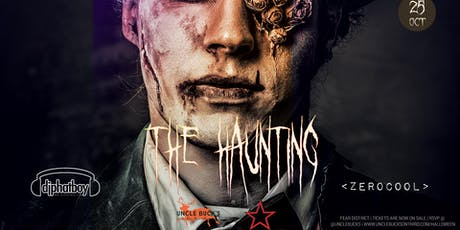 The Haunting - Fear District - Milwaukee Halloween Party tickets