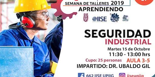Seguridad Industrial | Semana de Talleres Aprendiendo UPIIG