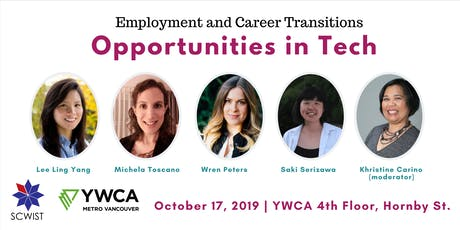Career Opportunities in Tech tickets