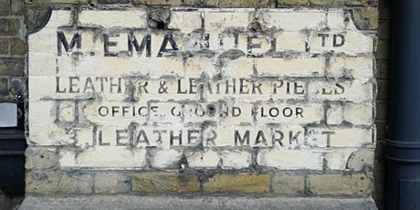 'The Three Tanners' -  History of the leather trade & lost industries. tickets