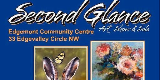 Second Glance Art Show and Sale