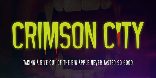 Crimson City: The Day From Hell Staged Reading