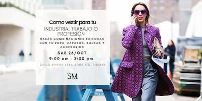 Como vestir para tu trabajo o profesión acorde a tu industria