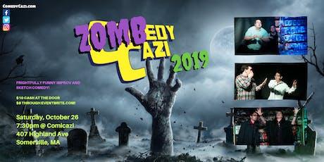 ZombedyCazi 2019 tickets