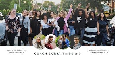 Coach Sonia Tribe 2.0