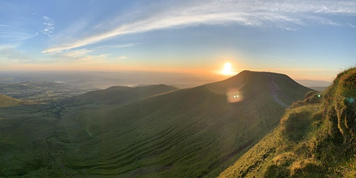 Salisbury Hospital Stars Appeal Private Pen y Fan Sunrise Walk Sunday 5th April 2020
