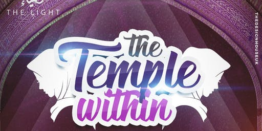 MANCHESTER  - The Temple Within - Womb Workshop