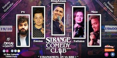 Strange Comedy Club - Stand up #65