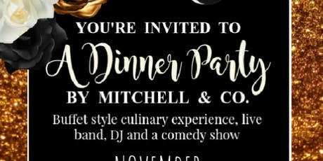 A Dinner Party by Mitchell & Co. tickets