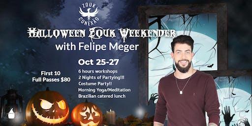Halloween Zouk Weekender with Felipe Meger