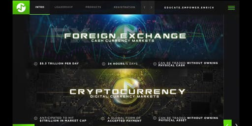 IM Master Academy. Master Crypto Currency and Forex Trading