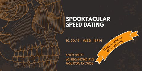 Spooktacular Halloween Speed Dating tickets