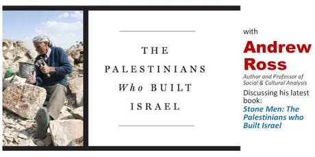 Dundee - Stone Men: the Palestinians who Built Israel tickets