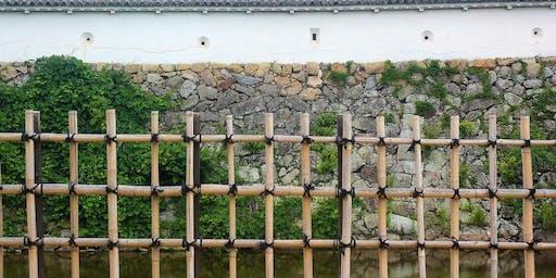 Japanese Bamboo Fence Building Workshop
