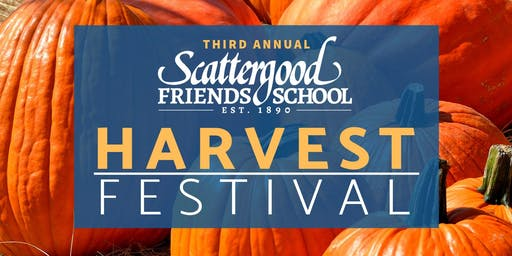Scattergood's Harvest Festival 2019