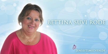 Jenseitskontakt als Privatsitzung mit Bettina-Suvi Rode in Berlin tickets