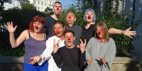 Clown Investigation: training performers interested in exploring Clown-life tickets
