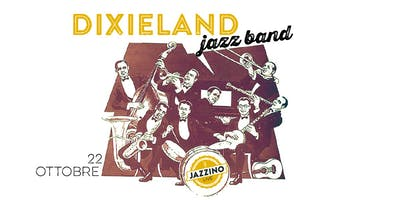 Dixieland Jazz Band - Live at Jazzino
