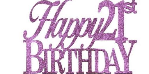 Rachel's 21st Birthday Bash