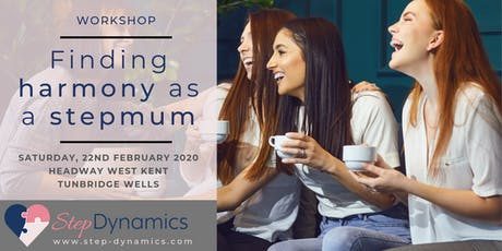 Workshop - Finding harmony as a stepmum tickets