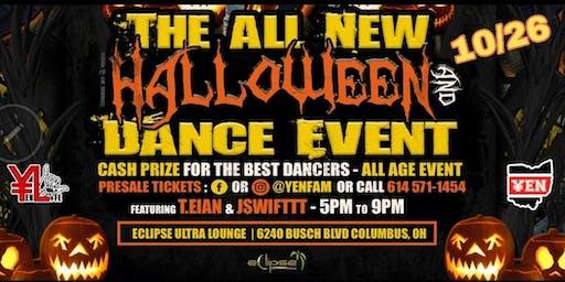 HALLOWEEN TEEN DANCE EVENT