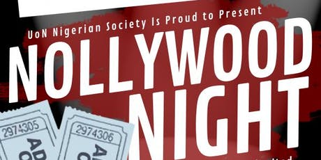 Nollywood Night tickets